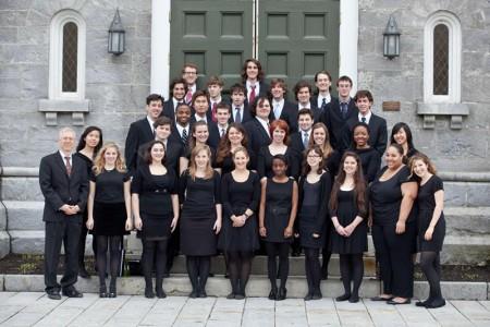 Bowdoin Chamber Choir
