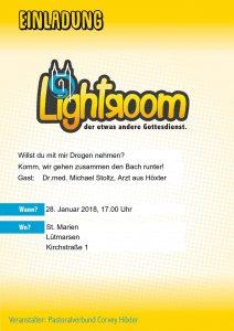 Plakat zu Lightroom