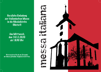 italiensche Messe