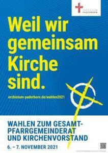 Plakat zur PGR Wahl